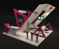 Exhibition Stall Design, Exhibition Display, Exhibition Space, Exhibition Ideas, Exhibition Stands, Interior Architecture Drawing, Futuristic Architecture, Architecture Design, Kiosk Design
