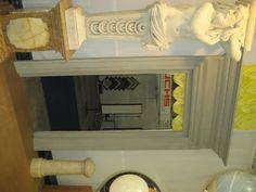 Portale in pietra Serena di Firenze - http://achillegrassi.dev.telemar.net/project/portale-pietra/ - Superbo Portale in Pietra Serena degli appennini stessa pietra di cui e' costruita Firenze, Dimensioni:  280cm x 139cm x 30cm