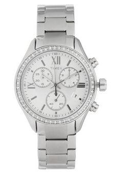 Zegarek chronograficzny - silver