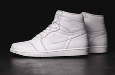 You Can Buy The Air Jordan 1 Pure White Now 6dd68c493