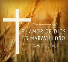 El amor de Dios..