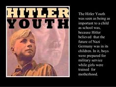 hitler and his youth adolf hitler  essay on the hitler youth best opinion