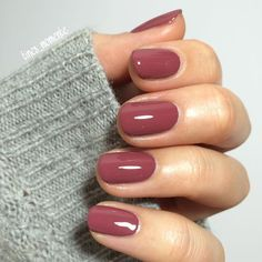40 Gorgeous Fall Nail Art Ideas To Try This Fall 40 Gorgeous Fall Nail Art Ideas To Try This Fall<br> Are you looking for fall nail designs 2018 that are excellent for fall? See our collection full of fall nail designs acrylic nails. How To Do Nails, Fun Nails, Pretty Nails, Gorgeous Nails, Cute Nails For Fall, Happy Nails, Amazing Nails, Perfect Nails, Mauve Nails