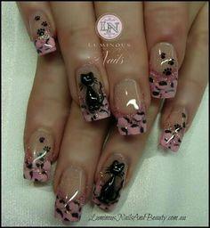Cat nails!!