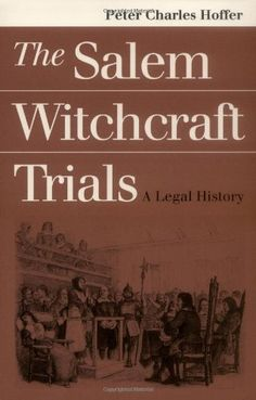 an introduction to the history of the salem witch trials The largest digitization project, salem witch trials: documentary  chapters in  human history, arthur miller wrote in the introduction to this.