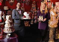 Chocolate shop favoured by the stars