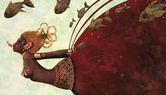 O Tapete Vermelho da Imagem: Images Red Carpet: Belezas Negras II / Black is really beautiful II