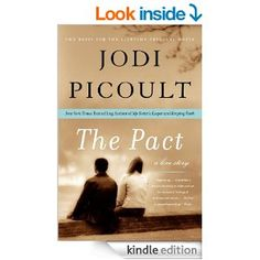 The Pact by Jodi Picoult (496) Until the phone calls came at 3:00 A.M. on a November morning, the Golds and their neighbors, the Hartes, had been inseparable. It was no surprise to anyone when their teenage children, Chris and Emily, began showing signs that their relationship was moving beyond that of lifelong friends. But now seventeen-year-old Emily has been shot to death by her beloved and devoted Chris as part of an apparent suicide pact