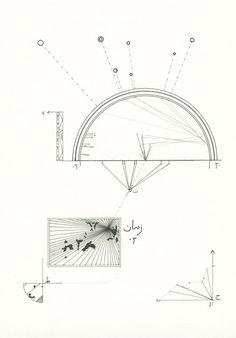 Timo Nasseri, details of O time thy Pyramids Book 1, 2012, pencil and ink on paper. Courtesy of the artist.