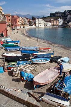 Sestri Levante, Baia del Silenzio, Liguria, Italy