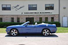 2013 Dodge Challenger Convertible | Drop Top Customs
