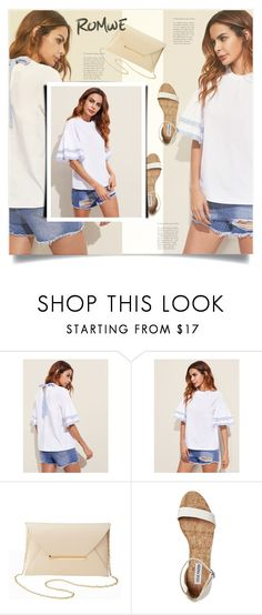 """""""Untitled #1798"""" by kriz-nambikatt ❤ liked on Polyvore featuring Charlotte Russe"""