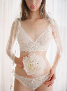 Claire Pettibone lingerie.