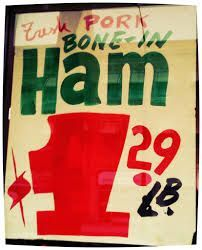 hand painted grocery signs - Google Search