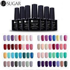 Recommended For You Glitter Nail Polish, Uv Gel Nails, Gel Nail Art, Gel Polish, Acrylic Nails, Gel Top Coat, Base Coat, Sugar Nails, Prego