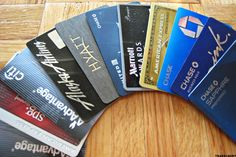 Dont Leave Your Credit Cards At Home During A Vacation