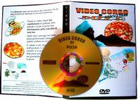 dvd Video corso di Pizza.