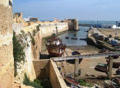 El Jadida - Hafenstadt am Atlantik zwischen Safi und Casablanca