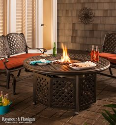 fire pits raymour and flanigan furniture mattresses