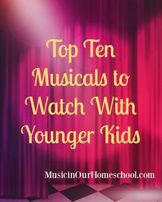 27 best annie the musical unit study images on pinterest top ten musicals to watch with younger kids the wizard of oz annie the music man seven brides for seven brothers the sound of music mary poppins singing in fandeluxe Gallery