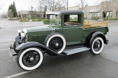 This beautiful 1931 Ford Model A Pickup is coming up for auction!