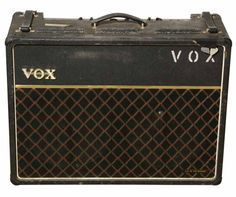Rory Gallagher's Vox AC30