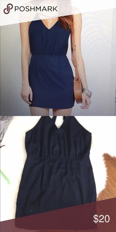 Navy Tobi Dress Great dress Tobi Dresses Mini