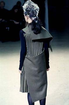 Junya Watanabe F/W 1998 back