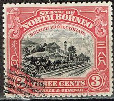 Image result for NORTH BORNEO STAMPS