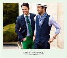 f7cf281af03 Formal Wear Spring-Summer 2014 by Chester   Peck (3) Preppy Men