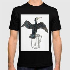 The Great Cormorant T-shirt