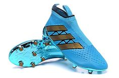 MSG3J8S Generic Mens Ace16 Purecontrol FGAG Football Soccer Boots by MSG3J8S