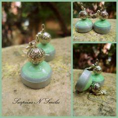 green n silver