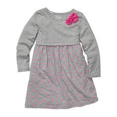 OshKosh B'gosh® Polka Dot Dress - Girls 3m-24m - jcpenney