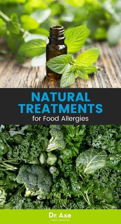 Find natural treatments for common food allergies!