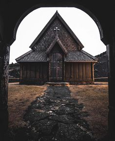 Off Iceland's south coast you will find the Westman Islands archipelago.  On one of the islands stands a stave church which instantly takes…