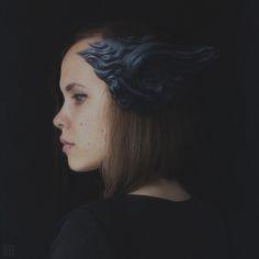 Seraphim, Yuri Shwedoff on ArtStation at https://www.artstation.com/artwork/3LZAA