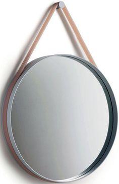 strap mirror HAY