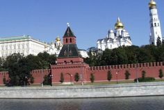 Cathedral Square, Kremlin, Moscow