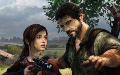 """Ellie & Joel from """"The Last of Us"""""""