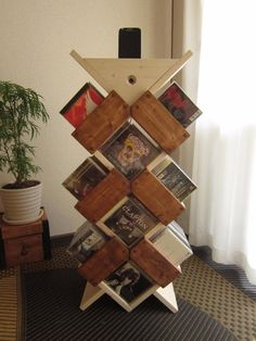 スマホスタンド付きマルチラック|その他家具|sabo waraku|ハンドメイド通販・販売のCreema