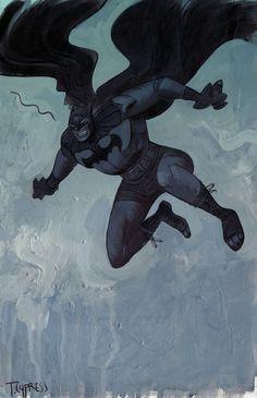 Batman by Toby Cypress
