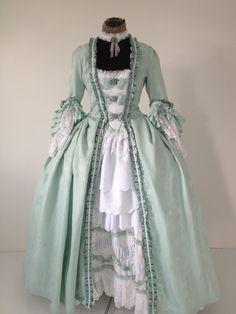 Robe à la francaise von Empireart Couture