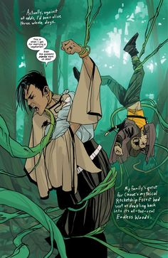 Live tweeting this week's #comics: once again SAGA by BKV & @fionastapes amazes! http://j.mp/HJhs3G