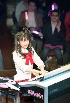 826askaさん動画からライブへ 電子オルガンの全国ツアーに全力   催し・文化   福井のニュース   福井新聞ONLINE