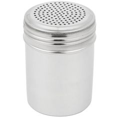 10 Oz Dredge W/O Handle/Case of 24 Tags:  Dredge; Pizza Store Tool; Stainless Steel Dredge;Stainless Steel Silver Dredge; https://www.ktsupply.com/products/32806350348/10-Oz-Dredge-WO-HandleCase-of-24.html