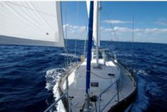 Up for some blue-water sailing? Adventure Novels, Sailing, Boat, Island, Water, Block Island, Water Water, Aqua, Boats