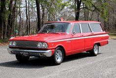 1963 Ford Fairlane Wagon