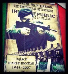 Mural Political Opinion, Politics, Roisin Dubh, Irish Independence, Irish Republican Army, The Ira, Michael Collins, Northern Ireland, Travel Posters