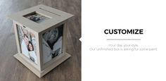 Wedding Card Box & Reception Card Box | The Perfect Card Box